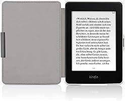 kwmobile - Funda Compatible con Amazon Kindle Paperwhite - Carcasa ...