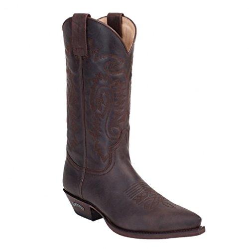 Sendra Boots 2450 braun * incl. original MOSQUITO ® Stiefelknecht *