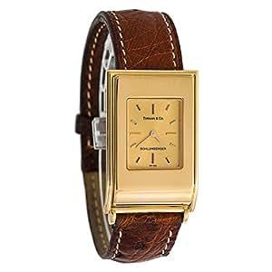 Tiffany & Co. Schlumberger Quartz Female Watch Quartz (Certified Pre-Owned)