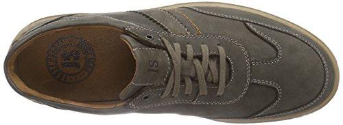 Josef Seibel Rudi 27 - zapatos con cordones de cuero hombre marrón - Braun (707 vulcano)