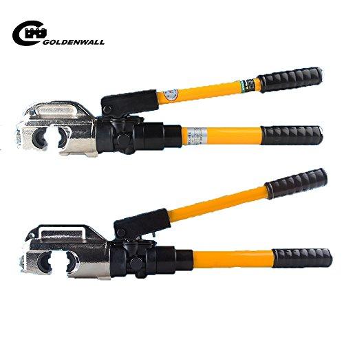 CGOLDENWALL CYO-430油圧式手動圧着ペンチ(CYO-510) B077FKWRXT