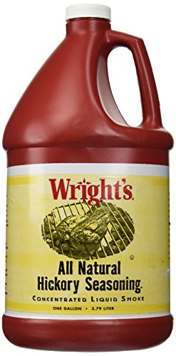 Wright's® Liquid Smoke, Hickory, 1 gal.
