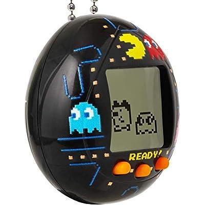 Tamagotchi PAC-Man Device - Black Maze, 42852: Toys & Games