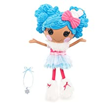 Lalaloopsy 536239  Super Silly Party Doll- Mittens Fluff 'N' Stuff Doll