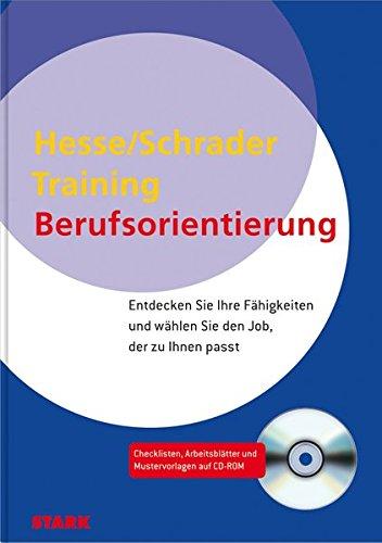 Hesse/Schrader: Training Berufsorientierung
