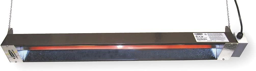 Electric Infrared Heater Btuh 10 236 Amazon Com