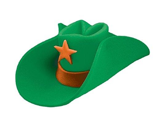 OvedcRay Jumbo Foam Cowboy Hat 40 Gallon Western Oversized Cowboy Costume Hat Gc45 -