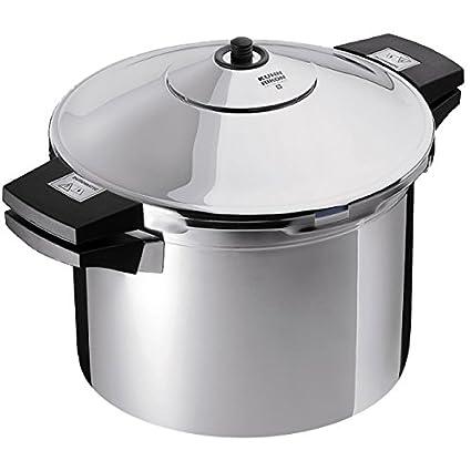 Kuhn Rikon Stainless-Steel Pressure Cooker (8-Quart)