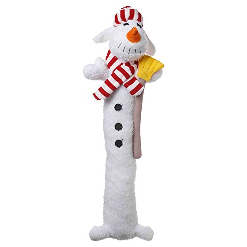 Holiday Snowman Loofa Dog Toys xLarge 18