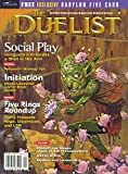img - for Duelist Trading Card Game Magazine #22 (February 1998) book / textbook / text book