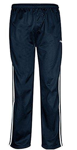 a4bb4e3485dd2 Hari Deals Hombre Pantalón de Chándal Rayas Sedoso Informal Gimnasio  Running Pantalones de Chándal Joggers Negro  Amazon.es  Ropa y accesorios