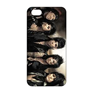 Wish-Store Rockband unique man 3D Phone Case for iPhone 5s