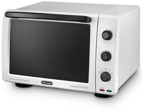 Four DeLonghi EO32602WH Forno, Ventilateur Maxi Bianco Sfornatutto, 32 L. 0118492401