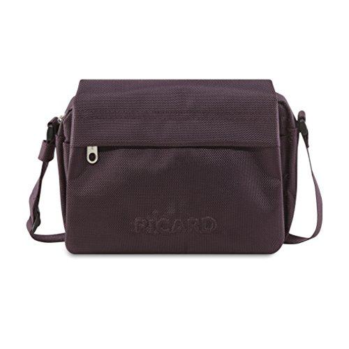 PICARD Hitec Shoulderbag with Flap Amarone