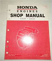 honda gx620 shop manual pdf