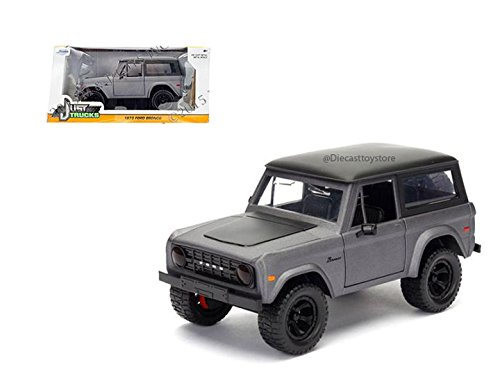 Jada Just Trucks 1973 Ford Bronco 1/24 Scale Diecast Model Car