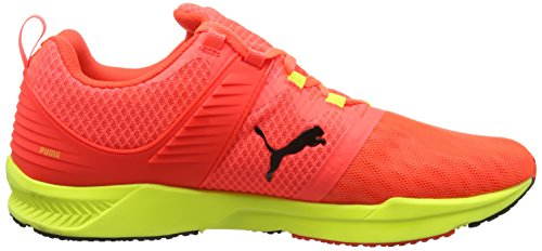Adulte Xt yellow Ignite Puma red 02 V2 Mixte Rouge Running qwwRX85