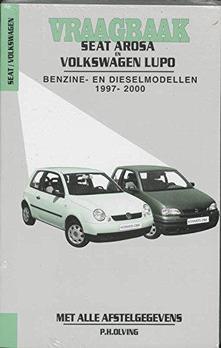 Benzine- en dieselmodellen 1997-2000 (Autovraagbaken): Amazon.es: Olving, P. H. Olving: Libros en idiomas extranjeros