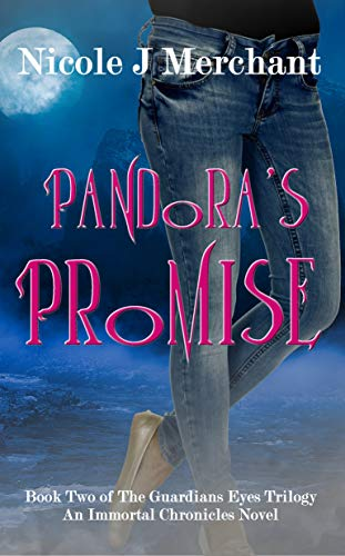 Pandora's Promise (The Guardians Eyes Book 2)