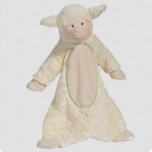 Lamb Sshlumpie 19 Long Blanket Stuffed Farm Barn Animal By D