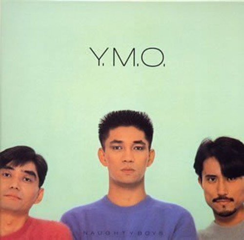 CD : Yellow Magic Orchestra - Naughty Boys (Limited Edition)
