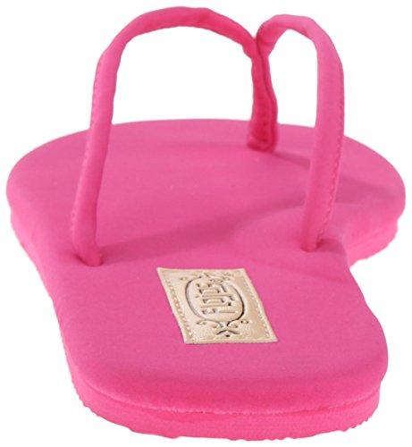 Flojos Dames Fiesta Plat Roze