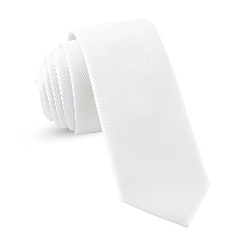 Handmade Self Tie Ties For Boys Woven Boys White Ties: Neckties For Kids Wedding Graduation -