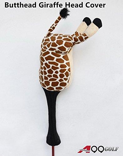 A99 Golf Animal Butthead Giraffe Head Cover