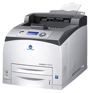 Konica Minolta A0DX021 - Impresora láser Blanco y Negro (34 ppm ...