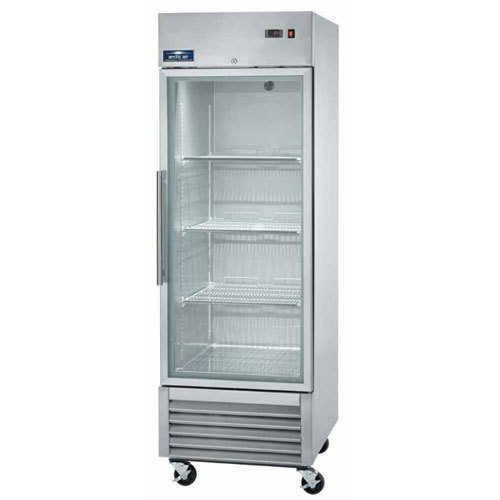 3 Glass Door Refrigerator - 6