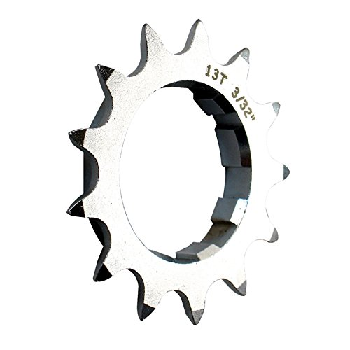 Gusset Double Six SS Single Speed Sprocket - 17 Tooth