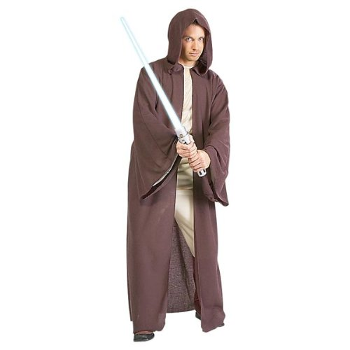 Jedi Robe Costume Accessory - Standard - Chest Size 44
