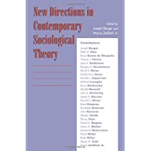New Directions in Contemporary Sociological Theory (English Edition)