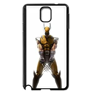 Angry Wolverine Samsung Galaxy Note 3 Cell Phone Case Black phone component RT_212425