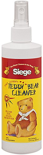 Siege Teddy Bear Cleaner Plush Toy Stain Remover