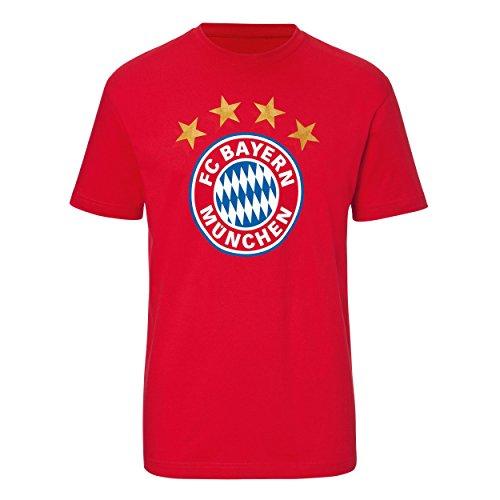 Adidas Bayern München To Go T-Shirt YOUTH (YXL, Red)