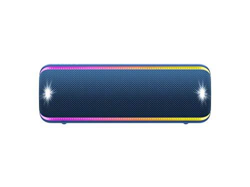 Sony SRS-XB32 Extra Bass Portable Bluetooth Speaker, Blue (SRSXB32/L)