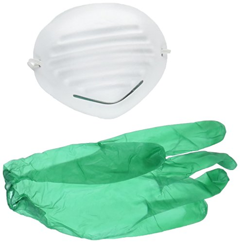 [PSI Tools Of The Trade (Includes: 4 - Masks & 8 - Vinyl Gloves) Party Accessory (1 count) (12/Pkg)] (Crime Scene Decorations)