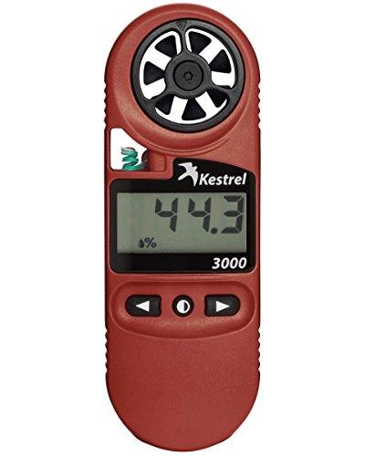 Kestrel 3000 Pocket Weather Meter / Heat Stress Monitor