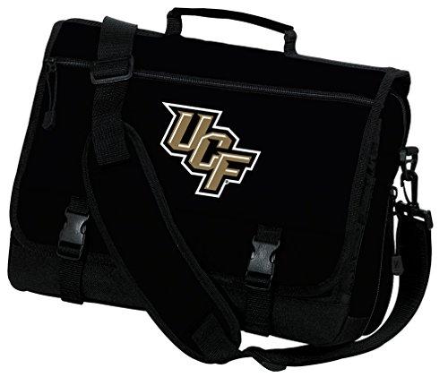 Broad Bay University of Central Florida Laptop Bag UCF Computer Bag or Messenger Bag by Broad Bay