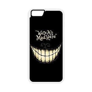 iphone6 4.7 inch Phone Case White Alice in Wonderland ZBC371974