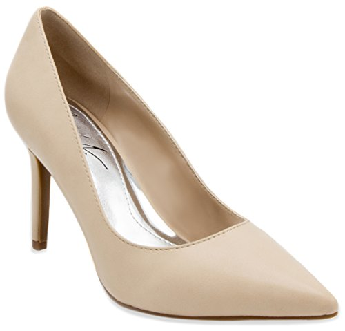 Women's Stiletto Mari Pump A Taupe Dress Felicia Sandal Heel Toe Shoe Pointed t1tq50n