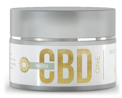 VASAYO CBD ONE (Patented Liposomal CBD Cream) 50ml