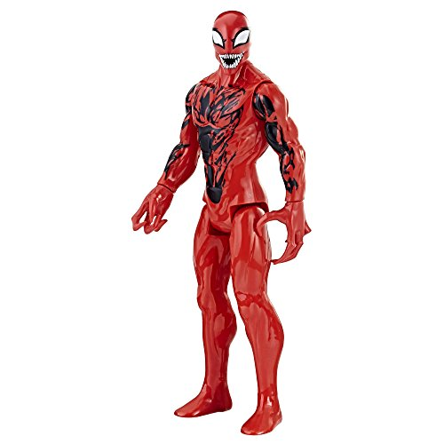 Series Plush Figure - Marvel Venom Titan Hero Series 12-inch Carnage Figure