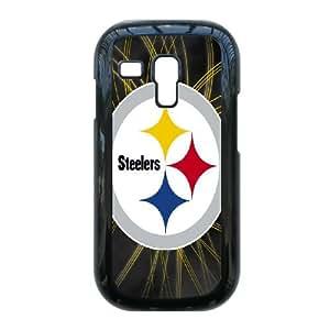 I8190 caso Steelers S5T80Y8UD funda Samsung Galaxy S3 Mini funda J43H7E negro
