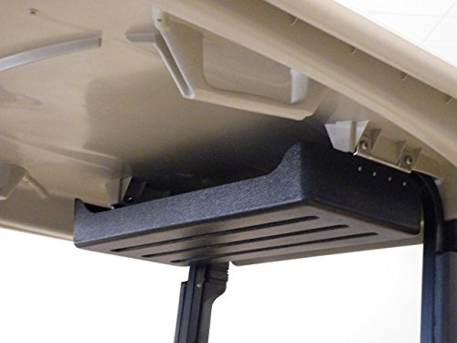 Yamaha Drive Rear Overhead Storage Tray (FITS All Current and Previous Generation Yamaha Drive CARTS with Standard Factory ROOF) (Yamaha Drive)