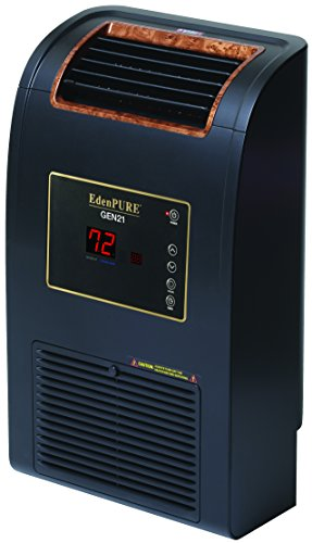 EdenPURE GEN21 Infrared Heater and (Edenpure Infrared Heater)