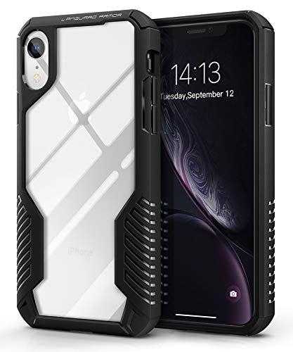 MOBOSI Vanguard Armor Compatible with iPhone XR Case, Rugged Cell Phone Case, Heavy-Duty Military Grade Shockproof Drop…