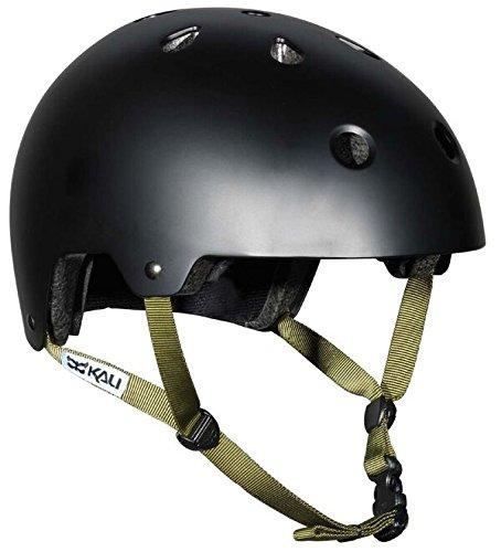カーリープロテクティブマハヘルメット(ブラック、ミディアム)   B007W4IJLO
