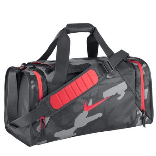 Nike Ultimatum Max Air Small Duffel Bag Anthracite Red BA4922-006 - Buy  Online in UAE.   Apparel Products in the UAE - See Prices, Reviews and Free  Delivery ... f5f6b02952